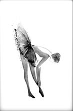 Poster Balett - 50x70 cm