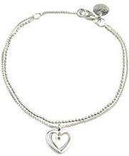 The heart in my heart bracelet, ONE SIZE