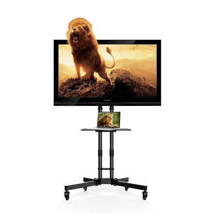 """LEXIMOUNTS C06 mobil TV vogn LCD stativ til 32""""-65"""" LCD LED Plasma ..."""