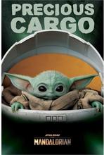 Baby Yoda, Maxi Juliste - Precious Cargo