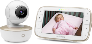 MOTOROLA Babymonitor MBP855 Connect Uppladdningsbar Babyenhet, Video 5