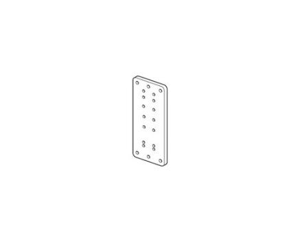 Ergotron Vægmonteringsplade (97-101-003)