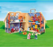 - Dollhouse - Mitt bärbara dockhus