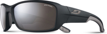 Julbo Run Spectron 3+ Sunglasses Men matt black/grey/grey flash silver 2020 Solbriller