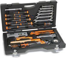Beta Tools Universell verktygssats 33 delar 2041UC 020410200