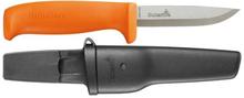 Hultafors håndværkerkniv med tilhørende skede