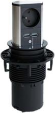 ELEVATOR - stikdåse Strömförsörjning - 80 Plus
