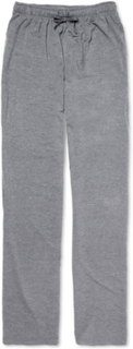 Stretch Micro Modal Jersey Lounge Trousers - Gray