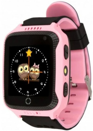 Q529 Smartklocka för barn med GPS - Rosa