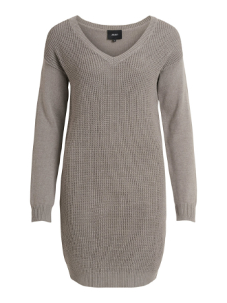 OBJECT COLLECTORS ITEM Knit Dress Women Grey