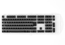 PBT KEYCAP 109 SET Seamless Double-shot - Black