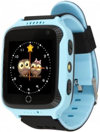 Q529 Smartklocka för barn med GPS - Blå
