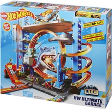 Hot Wheels Ultimate Loop Garage