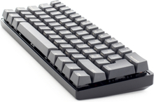 POK3R PBT Mechanical Keyboard Grey [MX Black]