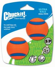 Chuckit! Ultra Ball S - 2 kpl, Ø 5,1 cm (S)