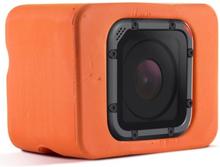 Cover til flydende svamp til Go Pro Hero 5 KSIX Orange