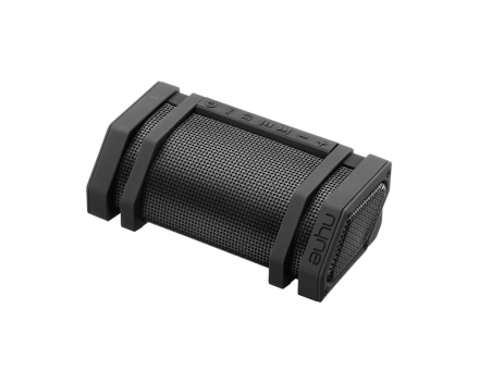 Edge Black Portable Bluetooth Speaker