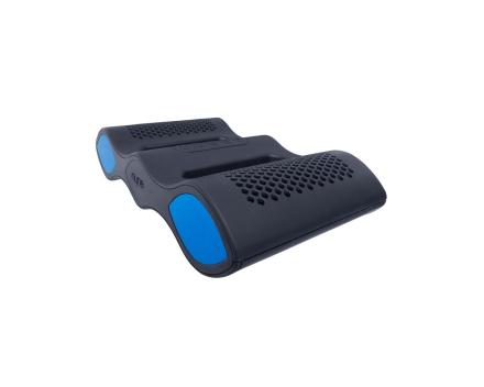 Aqua Grey Floating Portable WL Bluetooth Speaker