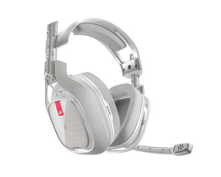 Gamingheadset A40 TR GEN3 White (PC)