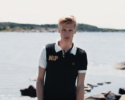NiP Polo - Black