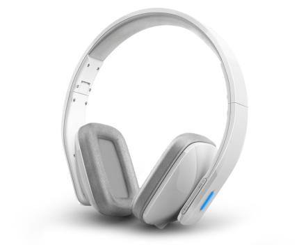 Bazinga Cordless Headphones - White
