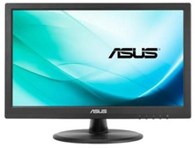 "LCD ASUS 15.6"""" VT168N Monitor with Touch 1366x768p TN 60Hz DVI-D D-Sub"
