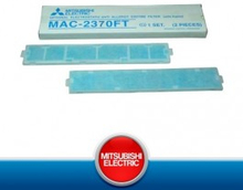 MITSUBISHI ELECTRIC MAC-2370FT-E Silver Ion Air Purification Filter for M Series