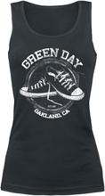 Green Day - All Star -Topp - svart