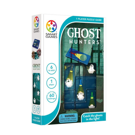 Smart Games - Ghost Hunters (SG433)