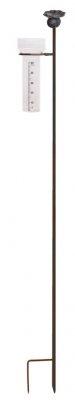 Eldgarden Regnmätare Vallmo (Variant:: Regnmätare)
