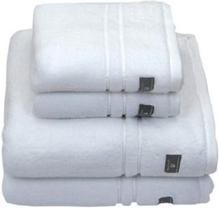 Gant Premium Terry Handduk 50x70 White Gant