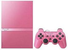 PlayStation 2 Slim Pink