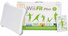 Wii Fit Plus Inkl. Balance Board Hvid
