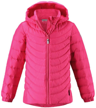 Fern Down Jacket Pink Rose 122