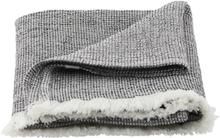 House Doctor Latur Håndklæde - Gråmeleret