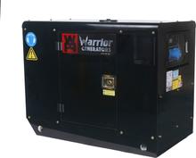 Warrior Dieselelverk Tystgående 11Kw