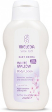 Weleda Baby Derma White Mallow Body Lotion Fragrance Free 200 ml