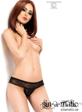 Chili Rose - Sheer lace - 36-38 S/M