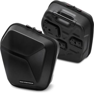 SW-Motech URBAN ABS sida fall ställa 2 x 16,5 L ABS plast för SLC s...