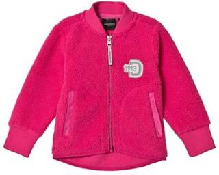 Didriksons Orsa Kids Pilé Jacket Fuchsia 80 cm