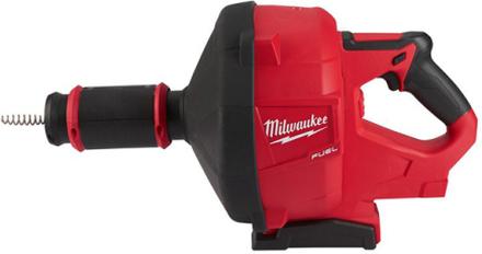 Milwaukee M18 FDCPF8-0C Avloppsrensare utan batterier och laddare