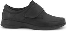 Green Comfort Elastic Leather Black