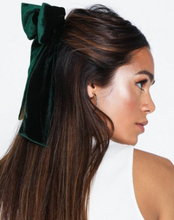 NLY Accessories Velvet Hair Bow Håraccessoarer