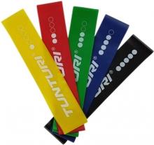 Tunturi Mini Resistance Bands Set, 5-pack, Tunturi Crossfit