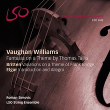 Vaughan Williams: Fantasia on a theme by...