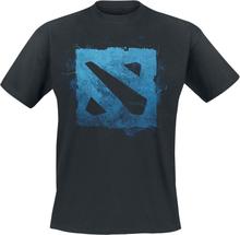 Dota - 2 - Logo -T-skjorte - svart