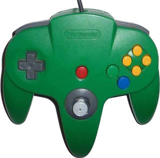 Nintendo 64 Original Controller - Green Used