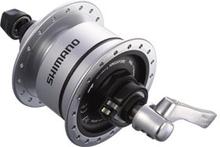 Dynamonav DH-3D72 3,0W 36H - silver, centerlock