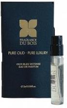 Fragrance du Bois Oud Bleu Intense Sample 2 ml