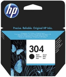 Original blækpatron Hewlett Packard N9K06AE Sort